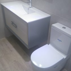 muebles baño arte en baño