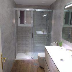 exposicion de baños en coslada