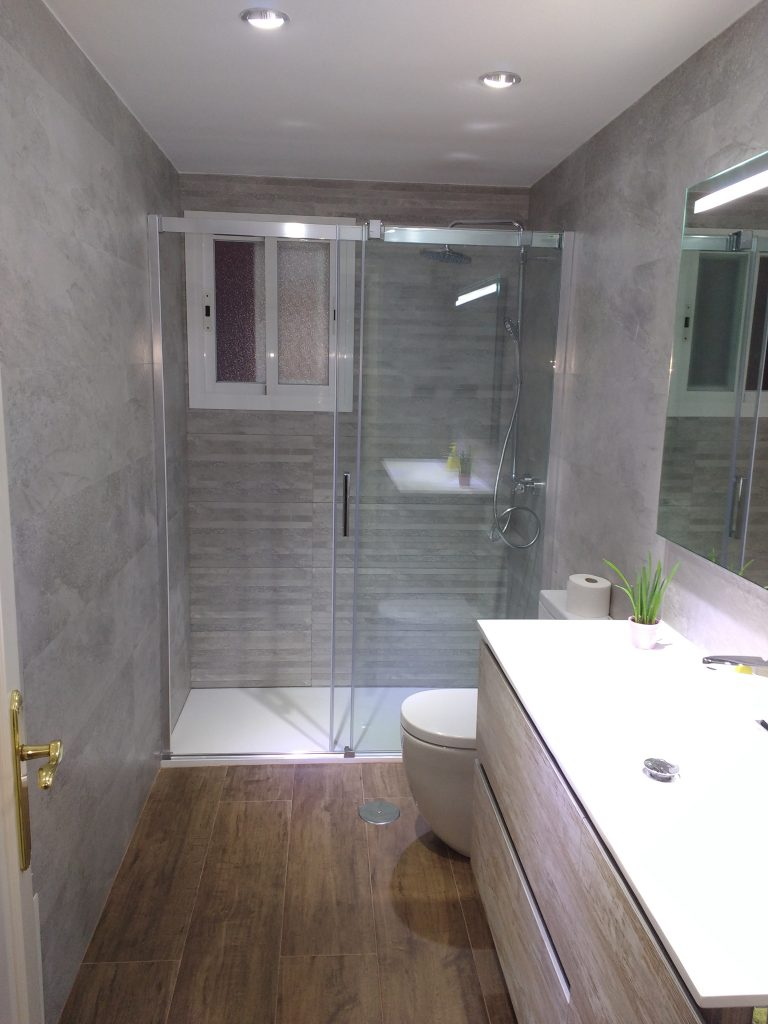 Exposiciones de baños en Madrid - Muebles modernos en Arte en Baño