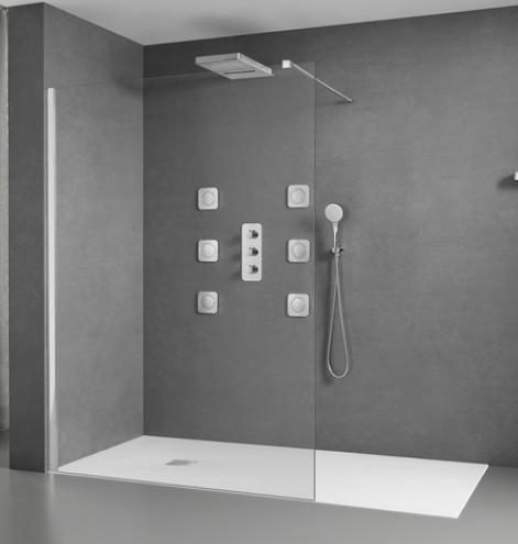 Qu plato de ducha es mejor para el ba o arte en ba o - Que plato de ducha es mejor ...