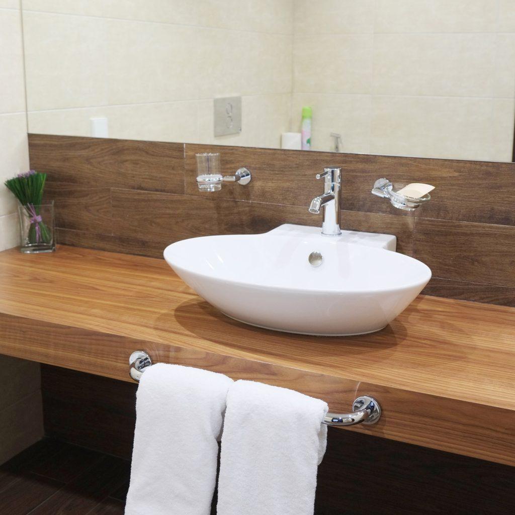funcionalidad y simplicidad reforma de baño