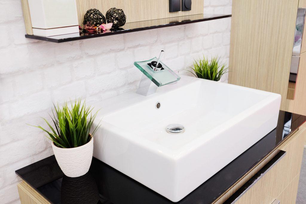 reformar baño plantas