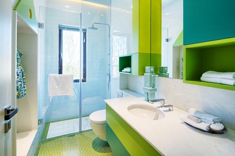 reformar el baño en madrid con arte en baño