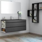 los mejores muebles con arte en baño