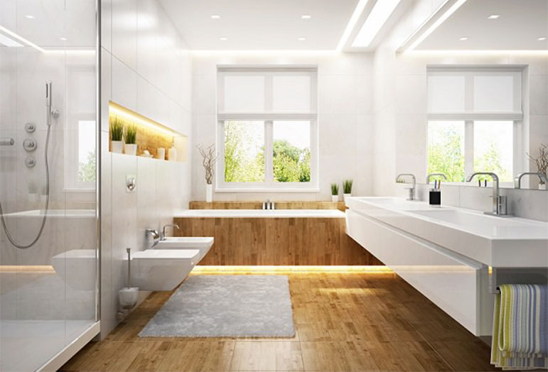 reformar el baño en coslada