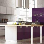 Exposiciones de cocinas con muebles modernos