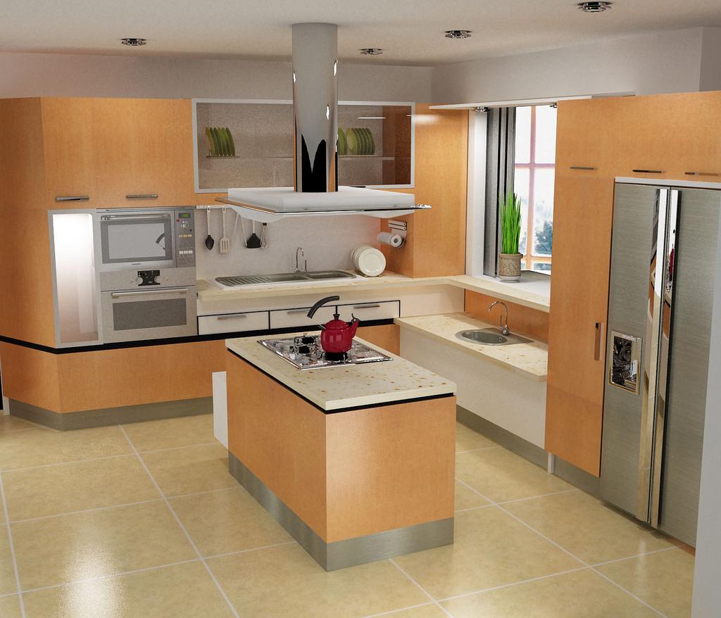 trucos ganar espacio en una cocina