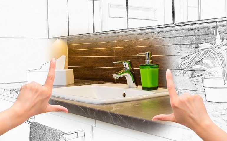 como reformar un cuarto de baño