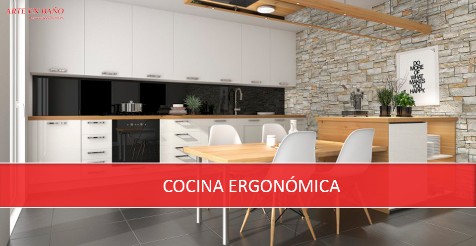 conseguir cocina ergonomica
